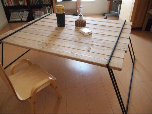 ようやくゲット!キャンプにお勧め、おしゃれテーブル!