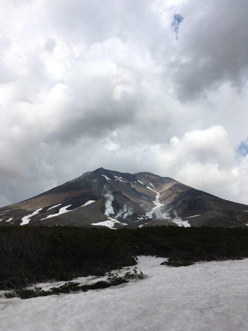 人生初の登山!北海道最高峰・旭岳へ
