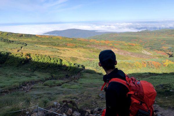 2度目の旭岳登山!裾合平〜当麻乗越から中岳温泉・足湯ツアー